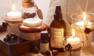 Spa by L'Occitane: Promotion  automne