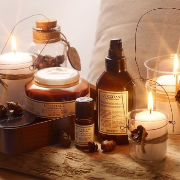 Spa by L'Occitane: Special Autumn promotion