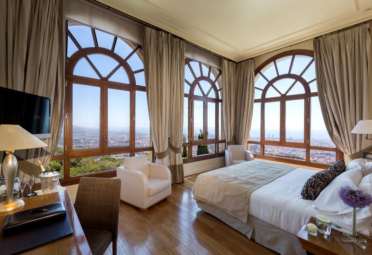 Photos gran hotel la florida for Hoteles con encanto bcn