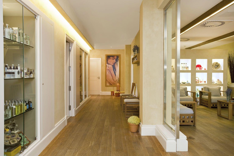 spa de lujo en barcelona gran hotel la florida. Black Bedroom Furniture Sets. Home Design Ideas